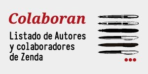 Autores y colaboradores en Zenda