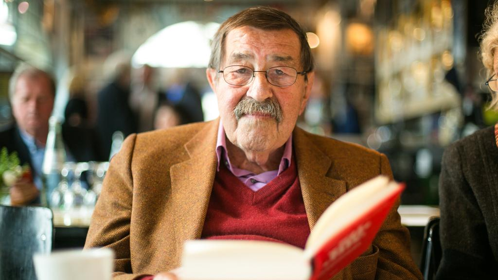 5 poemas de Günter Grass