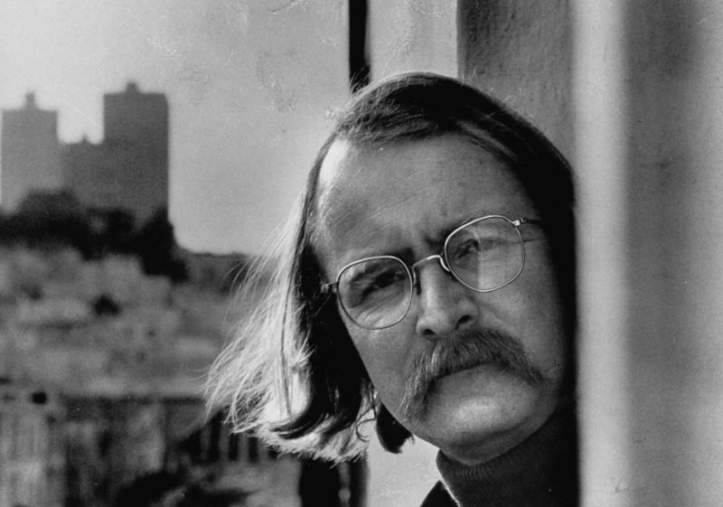 5 poemas de Richard Brautigan